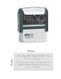 Sello Printer 40