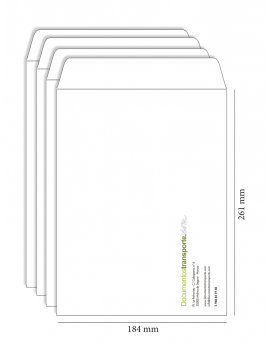 Bolsa 229x324 mm